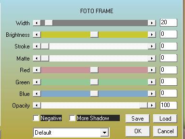 Aa frame