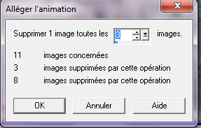 Alleger l animation 1