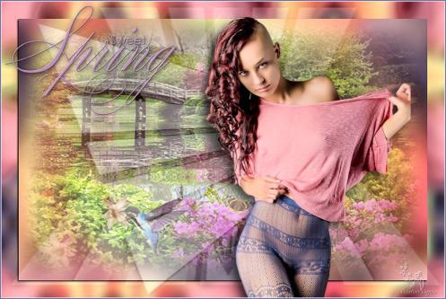 Doux printemps marylene gypsie