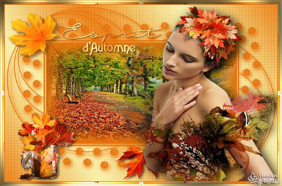 Esprit d automne par monica