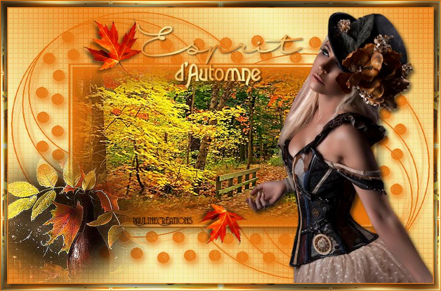 Esprit d automne