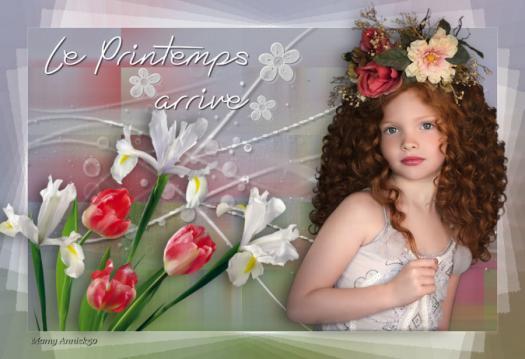 Le printemps arrive -mamyannick