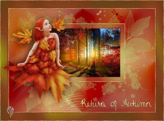 Que revienne l automne par cal
